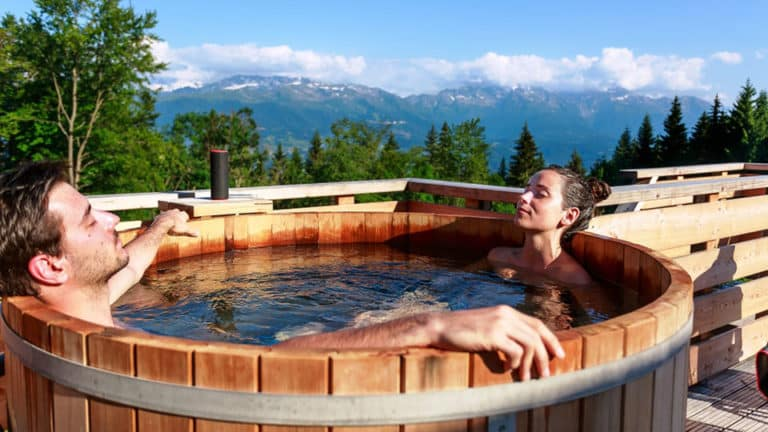 Evasion au Naturel bain zen séjour crossfit en chartreuse