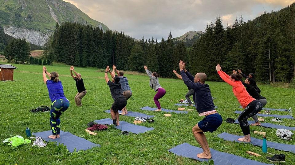 Week-end Yoga et pleine conscience