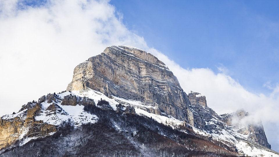 Sejour CrossFit en Chartreuse montagne sous la neige