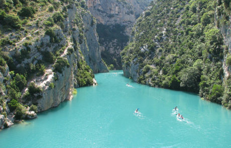 S-Camp gorges du Verdon Provence