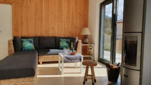 Salon studio maison zero
