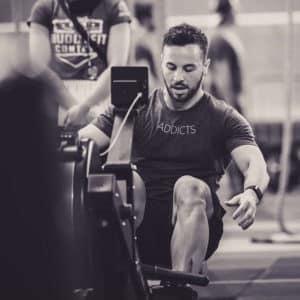 Coach sportif CrossFit Jeff Viau