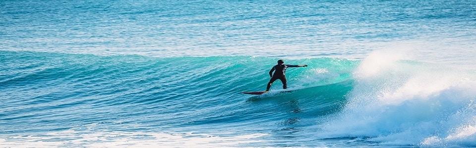 Cross-Training dans les Landes avec Surf