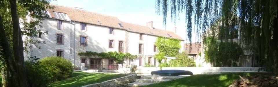 Weekend crossfit dans le Loiret_gîte_vue_extérieur