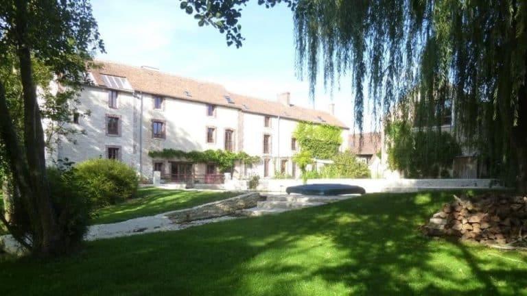 Moulin de Mousseaux séjour Crossfit