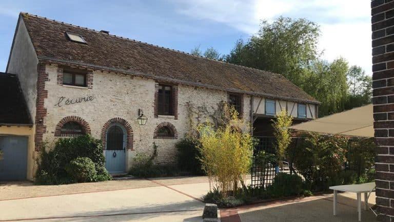 S-Camp hébergement Moulin de Mousseau écurie