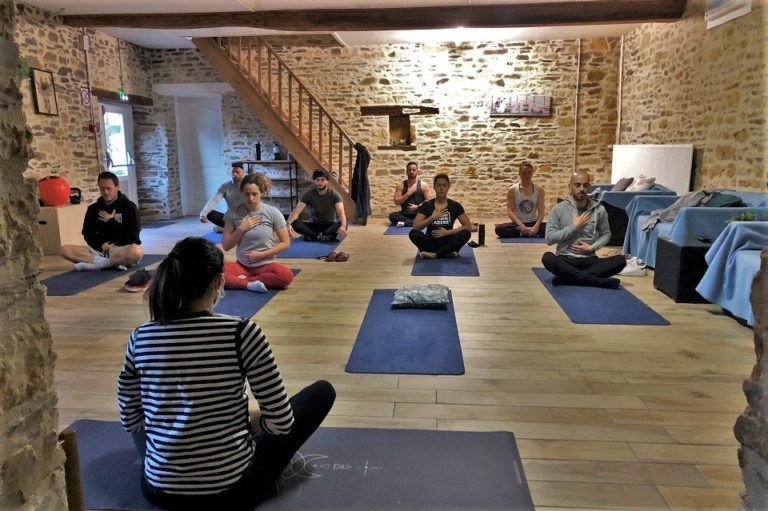 yoga méditation séjour sportif